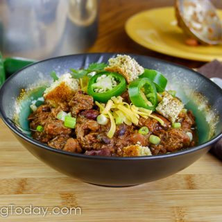 Tri-Tip Steak Chili Recipe: Hearty, Meaty Football Party Food