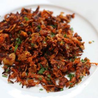 Sweet Potato Hash Browns: Extra-Ordinary Breakfast Food