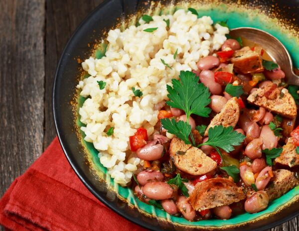 A great-tasting, frugal, make-ahead meal.
