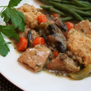 Temp-eramental Spring: From Salads to Chicken & Dumplings