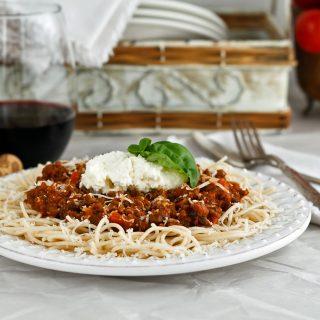 Spaghetti Bolognese: Ragù Magnifico!