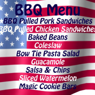 Memorial Day BBQ Menu & Recipes