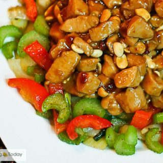Kung Pao Chicken: With Gluten-Free and Make-Ahead Instructions