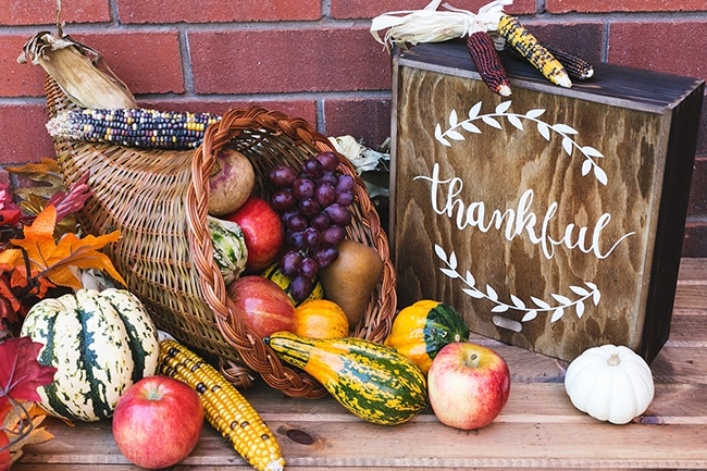 Tips for keeping stress to a minimum when hosting thanksgiving dinner along with a Basic Thanksgiving Dinner Menu for first timers.