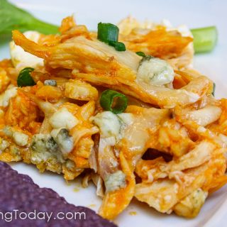 Buffalo Chicken Dip: Hearty Football Party Appetizer Recipe