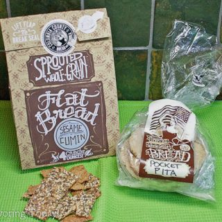 Columbia County Bread and Granola: Sprouted Whole Grain Product Review & Giveaway