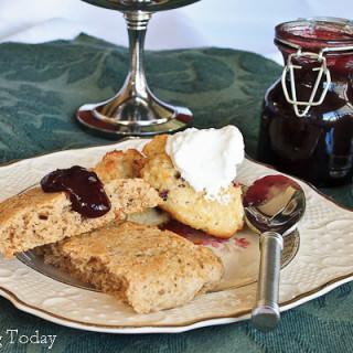 Butterscotch Walnut Scones [GF]: No Gluten, No Problem