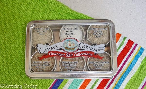Gourmet Sea Salt | Savoring Today