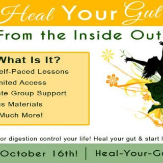 An Important Key to Savoring Health: Heal Your Gut