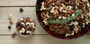 Rosemary Mixed Nuts