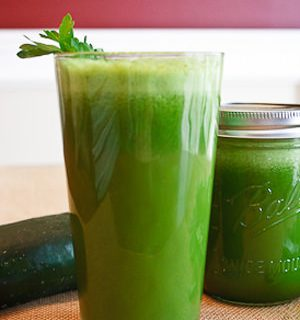 Recovered Life and Juiced Greens Recipe