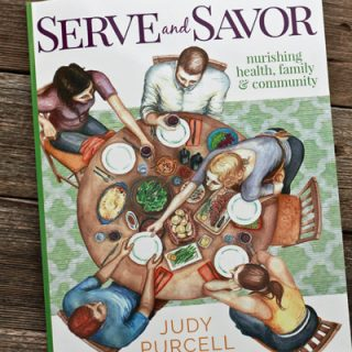 Serve and Savor e-book is Now Available