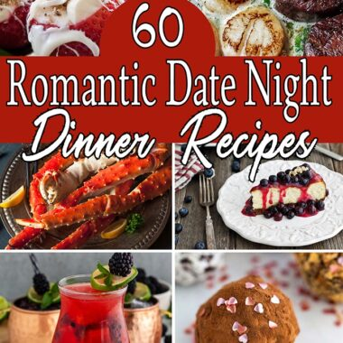 60 Date Night Dinner Recipes