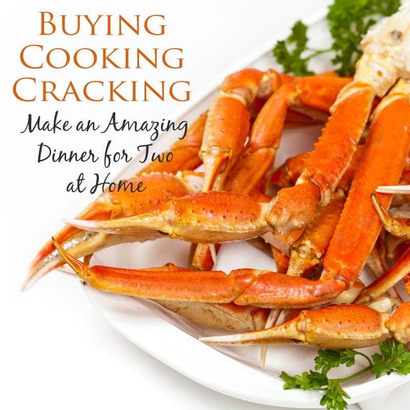How To Make An Amazing Crab Leg Dinner At Home