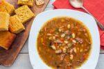 Smoked Turkey and Bean Soup Recipe