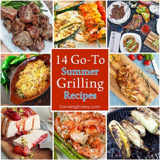 14 Go-To Grilling Recipes To Get Fired Up for Summer