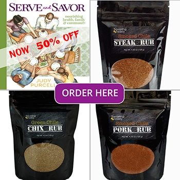 Savoring Today Spice Rub Product Line